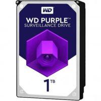 هاردديسک اينترنال وسترن ديجيتال مدل Purple WD10PURZ ظرفيت 1 ترابايت