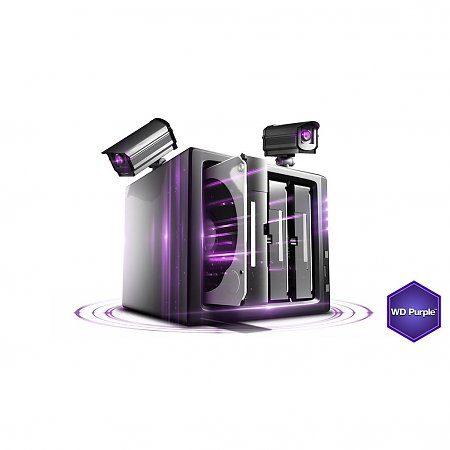 هاردديسک اينترنال وسترن ديجيتال مدل Purple WD10PURZ