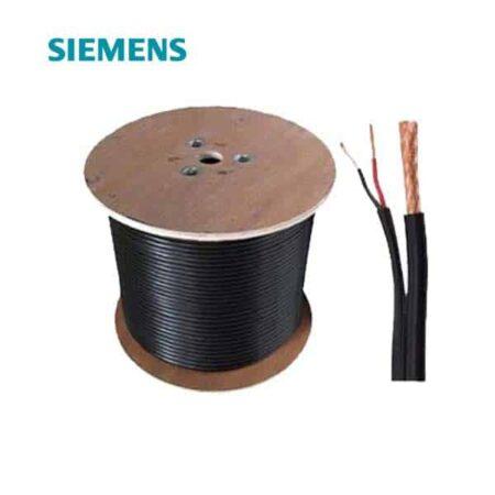 کابل کواکسیال ترکیبی (RG+برق) برند زیمنس
