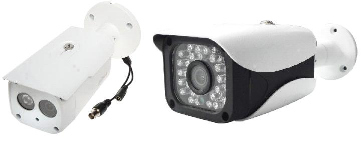 شباهت ظاهری دوربین مداربسته داهوا مدل DH-HAC-HFW1400BP با سایر دوربینهای بالت