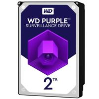 هارد وسترن دیجیتال مدل Purple (بنفش) 2ترابایت