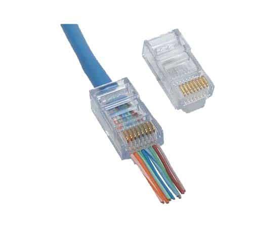 سوکت شبکه Cat6 UTP