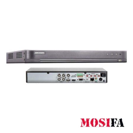 دستگاه ۴ کانال هایک ویژن مدل ds-7204hqhi-k1