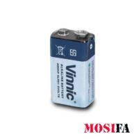 باتری 9 ولت کتابی فایروال