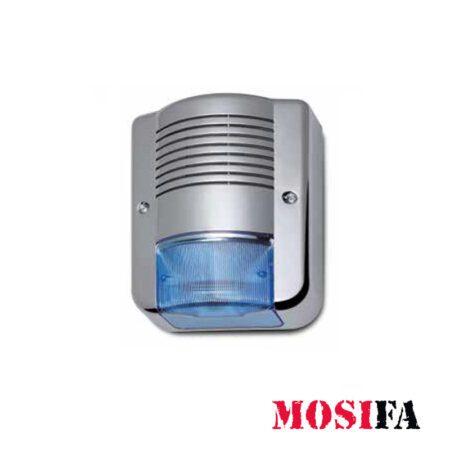 آژیرهای خارجی AVS مدل TS85X LED Plus