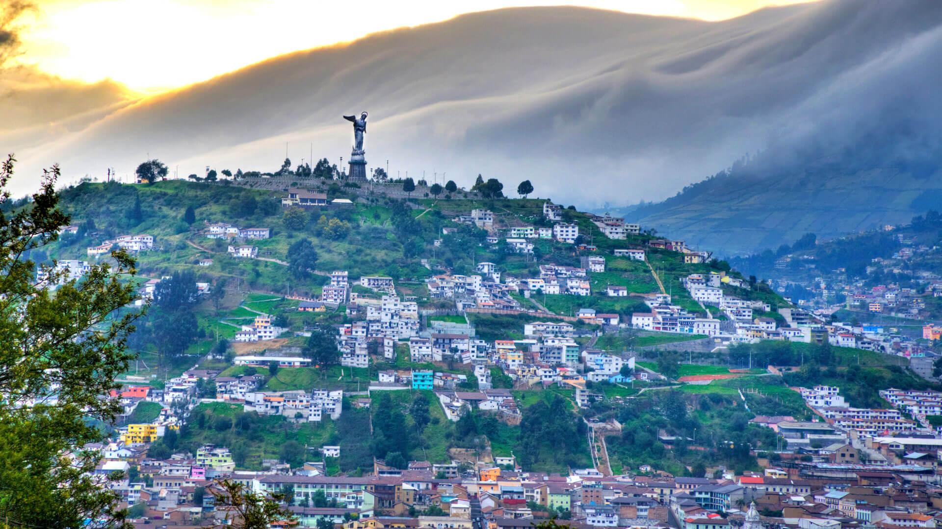 پروژه امنیت ملی در اکوادور