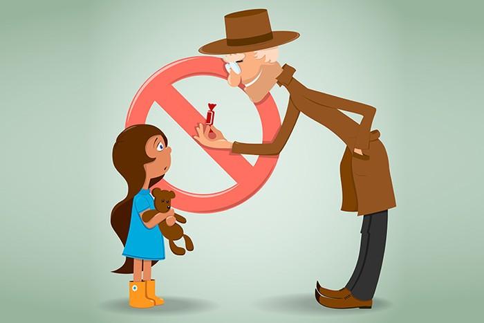 آموزش نکات امنیتی خانه به کودکان