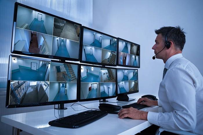 جلوگیری از ضرر و زیان تجاری با نظارت تصویری