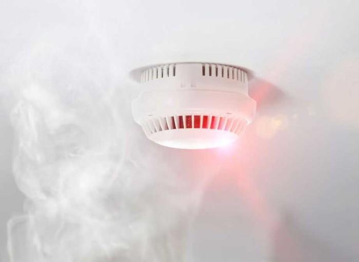سیستم حفاظت در برابر آتش سوزی