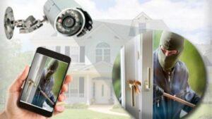 چرا خانه باید از دوربین امنیتی استفاده کند