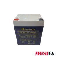 باتری ۴.۵ امپر ۱۲ ولت یورونت
