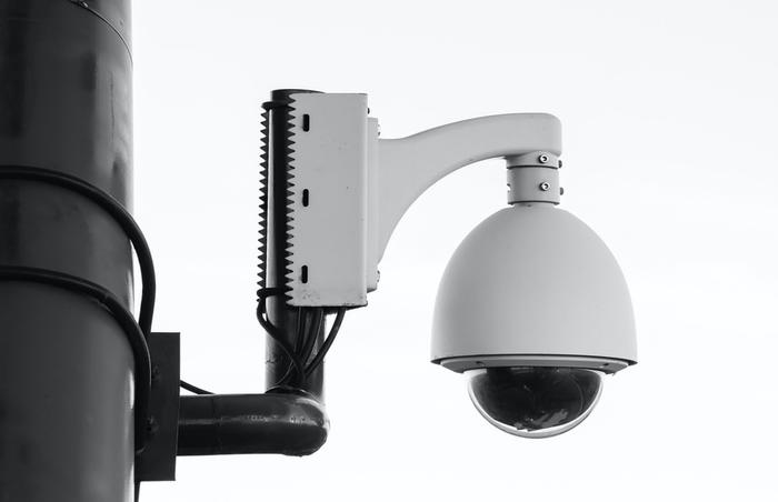 دوربین مداربسته گردان-موصیفا
