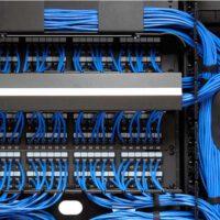 طراحی کابل کشی دوربین مدار بسته قوی برای مشاغل مدرن