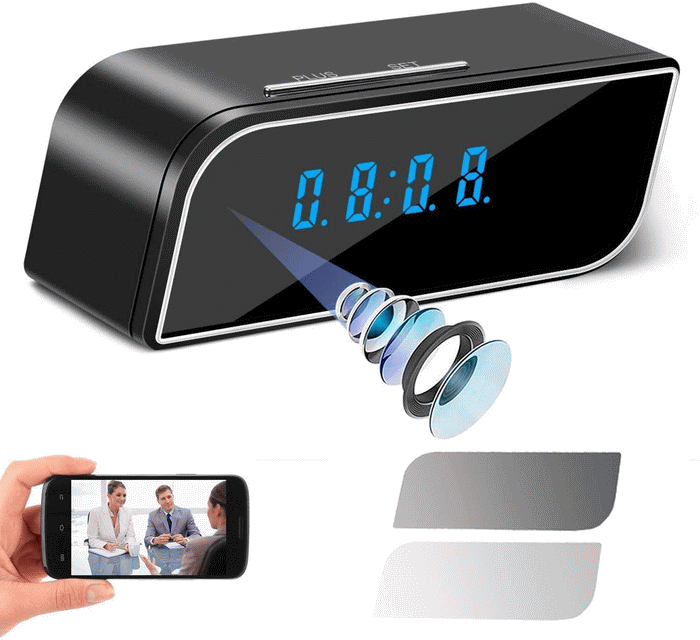 دوربین مدار بسته مخفی برای منزل