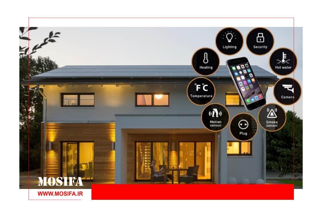 فناوری خانه هوشمند (Smart home technology)