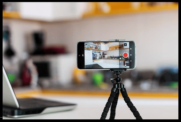 تبدیل گوشی موبایل به دوربین مداربسته
