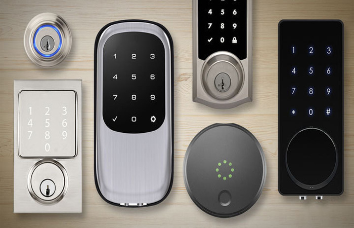 قفل هوشمند برای مناطق امنیتی خانه